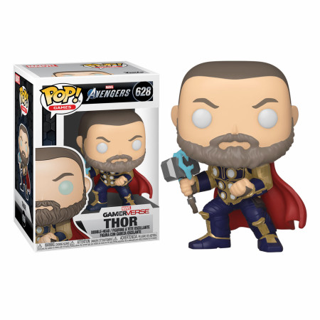 Marvel: Avengers Game Thor (Stark Tech Suit) Funko Pop!