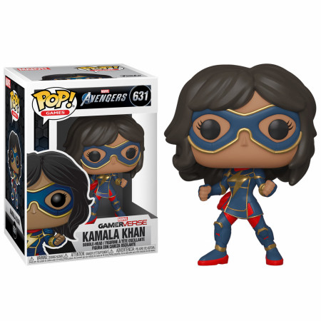 Marvel: Avengers Game Kamala Khan (Stark Tech Suit) Funko Pop!