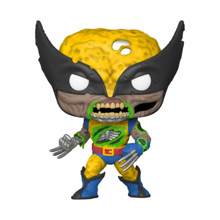 Marvel Zombies Wolverine Funko Pop!