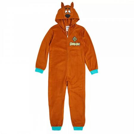 Scooby-Doo Costume Kids Union Suit