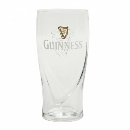 Guinness Beer Acrylic Pint Glass