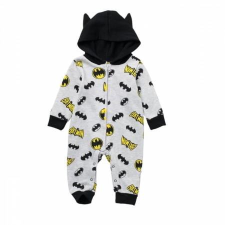 Batman Caped Onesie
