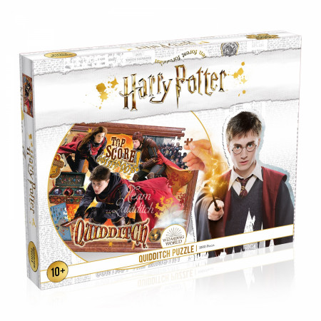 Harry Potter Quidditch 1000 Piece Puzzle