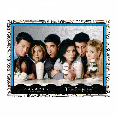 Friends Milkshake 1000 Piece Puzzle