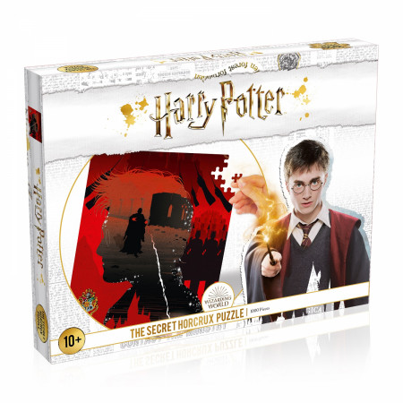 Harry Potter The Secret Horcrux 1000 Piece Puzzle