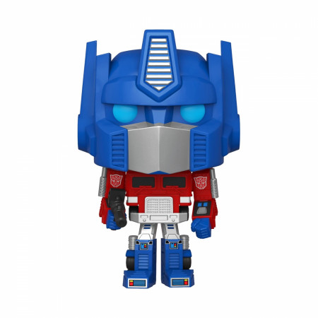 Transformers Optimus Prime Vinyl Funko Pop!
