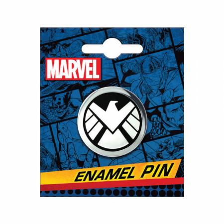 S.H.I.E.L.D. Logo Enamel Pin