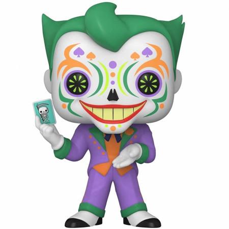 DC Comics Dia De Los Joker Funko Pop! Vinyl Figure