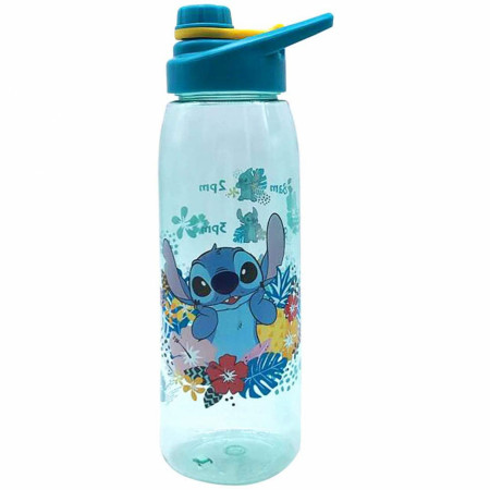 Lilo and Stitch 28 Ounce Water Bottle with Screw Lid