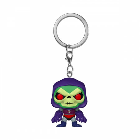 Skeletor with Terror Claws Masters of the Universe Funko Pop! Keychain