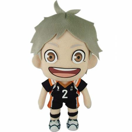 Haikyu!! Sugawara Plush Doll