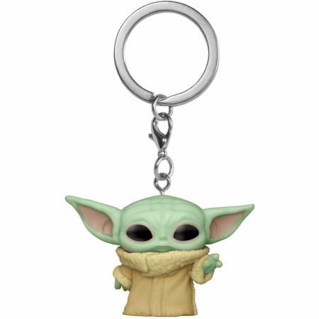 Star Wars The Mandalorian Grogu The Child Funko Pop! Keychain