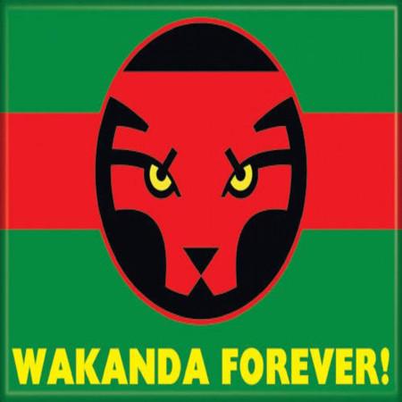Wakanda Forever Magnet