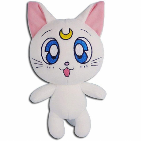 "Sailor Moon Artemis 7"" Plush Doll"
