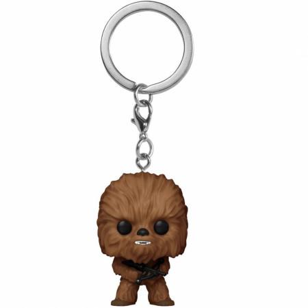 Star Wars Classics Chewbacca Funko Pop! Keychain