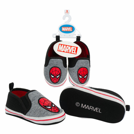 Spider-man Character Face Baby Shoes