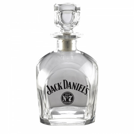 Jack Daniels Old No 7 Logo Decanter
