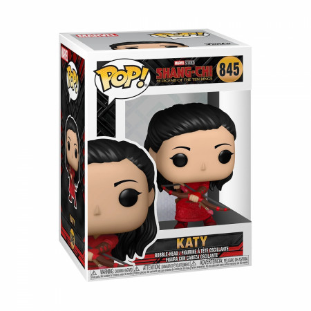 Shang-Chi and the Legends of the Ten Rings Katy Funko Pop! Vinyl Figure