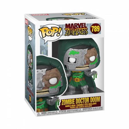 Marvel Zombies Doctor Doom Funko Pop! Vinyl Figure