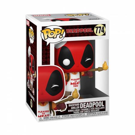 Deadpool 30th Anniversary Backyard Griller Funko Pop! Vinyl Figure
