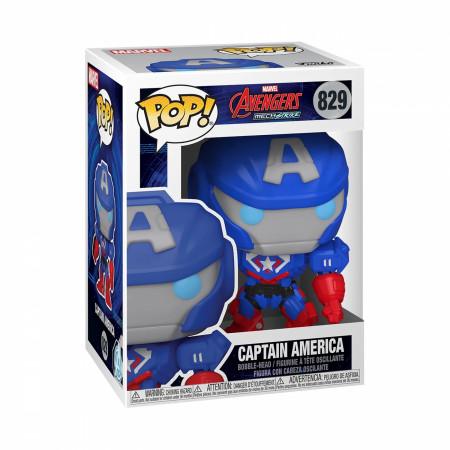 Captain America Marvel Marvel Mech Funko Pop! Vinyl Figure