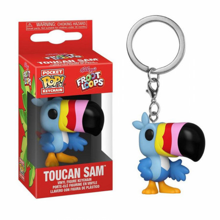 Ad Icons - Froot Loops Toucan Sam Funko Pop! Keychain