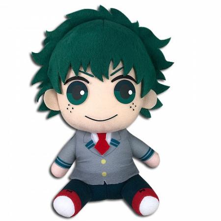 """My Hero Academia Deku 7"""" Plush Doll"""