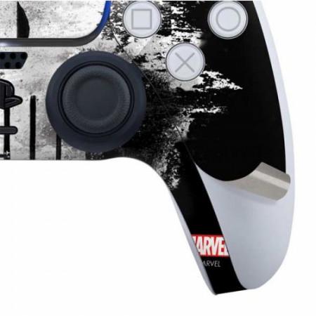Punisher Long Skull PS5 Controller Skin