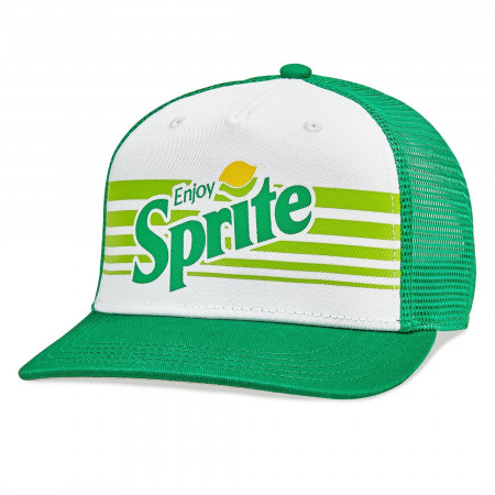 Sprite Soda Sinclair Style Trucker Hat