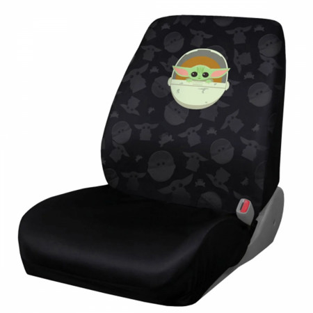 Star Wars Mandalorian The Child Grogu Carriage Seat Cover