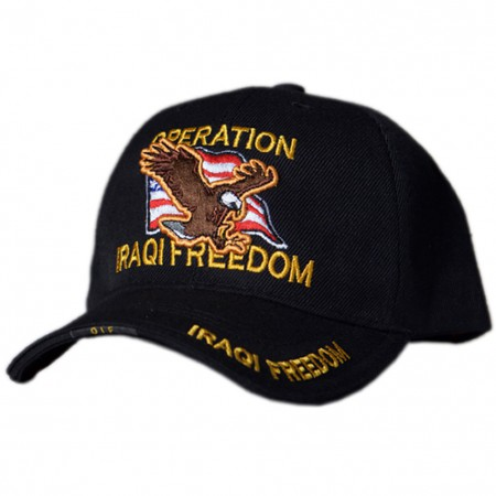 Patriotic Operation Iraqi Freedom Hat