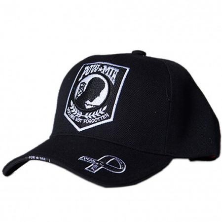 Patriotic POW MIA Not Forgotten Hat