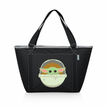 Star Wars Mandalorian The Child Grogu Topanga Cooler Tote Bag