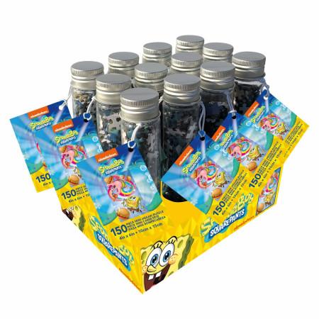 Spongebob Squarepants 150 Piece Tube Puzzle
