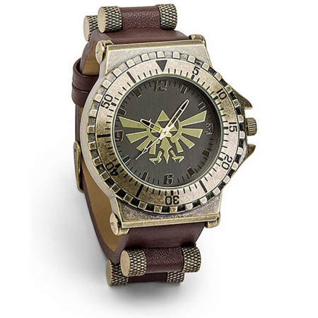 The Legend of Zelda Hyrule Analog Watch
