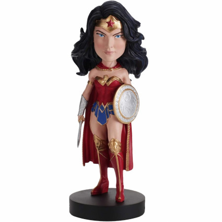 "DC Comics Wonder Woman Rebirth 6"" Vinyl Bobble Head"
