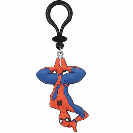 Spider-Man Character PVC Keychain