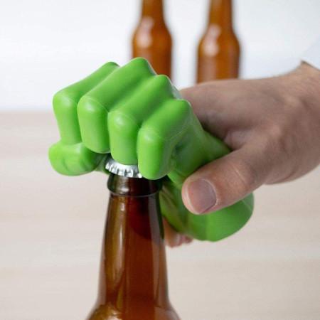 Marvel's the Incredible Hulk Fist Bottle Opener