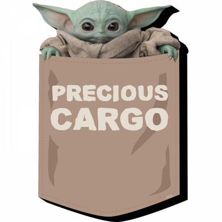 Star Wars The Mandalorian The Child Precious Cargo Magnet