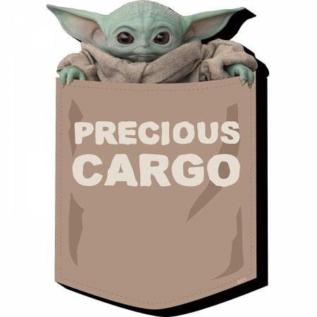 Star Wars The Mandalorian The Child Precious Cargo Magnet
