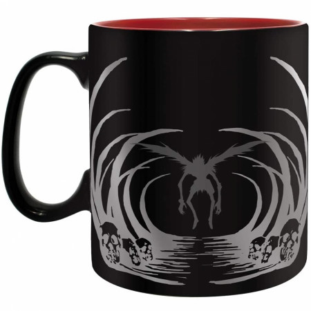 Death Note Shinigami 16 Ounce Mug