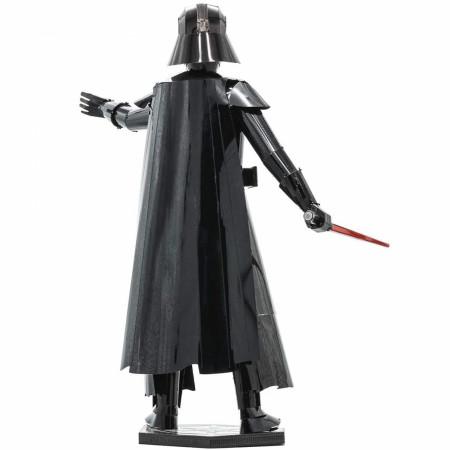 Star Wars Darth Vader Character Premium 3D Metal Earth Model Kit