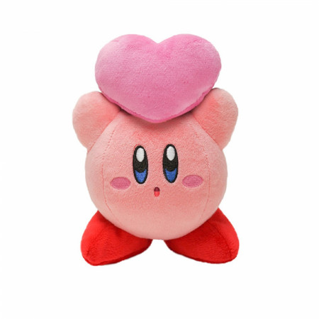 "Kirby Heart 5"" Plush Toy"