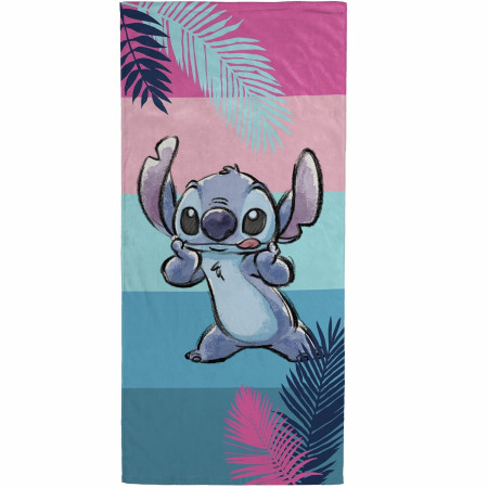 Lilo & Stitch Beach Towel