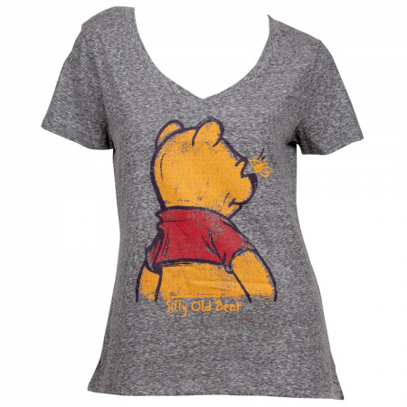 Winnie the Pooh Silly Old Bear Women's T-Shirt