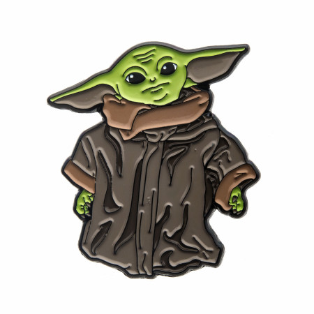 Star Wars The Mandalorian The Child Lapel Pin