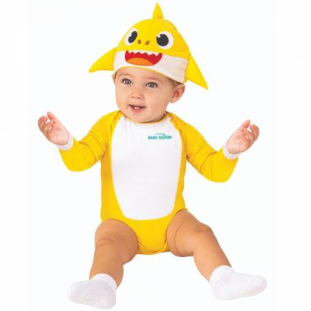 Baby Shark Toddler Costume