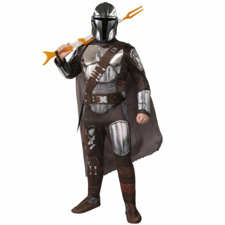 Star Wars The Mandalorian Beskar Adult Costume