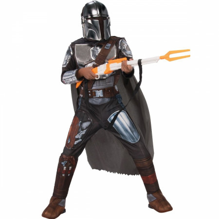 Star Wars The Mandalorian Berskar Child Costume