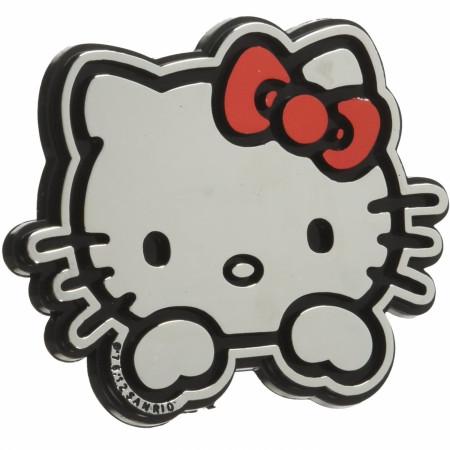 Hello Kitty Emblem Decal